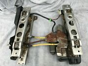 1987-1992 Camaro Iroc-z Z-28 Trans Am Used Gm Power Drivers Seat Track And Switch