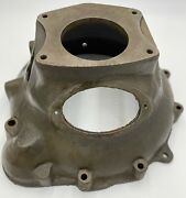 Jeep Willys Bellhousing T-90 Flathead 4 Cyl Jeep F-head Cj3 Cj2 Cj3b -rare New