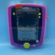 Leapfrog Leappad2 Glo Kids Learning Tablet Purple Pink - New Never Used - No Box