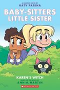 Karen's Witch Baby-sisters Little Sister Graphic Novels Paperback Used