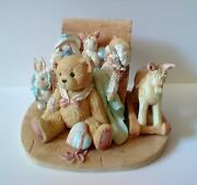 Cherished Teddies Old Friends Are The Best Friends Christopher