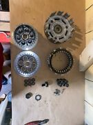 2002 Bombardier Ds650 Ds 650 Complete Clutch