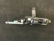 10-11 Volvo Xc60 Left Drivers Seat Belt Assembly 39811503