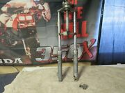 Honda St 90 1973 Front Fork Front End Tubes Triple Tree And039and039completeand039and039