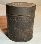 Vintage Richmond Maid Absolutely Pure Baking Powder Measuring Cup W Handle And Lid