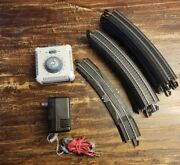 Bachmann 46605a Power Pack And Speed Controller For Ho/n Scale + 12 Tracks