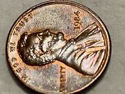 1984 Lincoln Double Die Error. Get The Two Coins In Picture.read Description