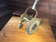 Vintage Lawn Trimmer And Edger Push Mower