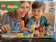 Lego Duplo My First Alphabet Truck 10915 Abc Letters Learning Toy For Toddler