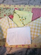 Lot Of Vintage Jc Pennyand039s Pillowcases