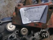 Gm Chevy 350 V8 Cylinder Head Core Stamped 354434 Gm 26