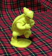 Original 1950and039s Marx Toys 60mm Walt Disney Toby The Tortoise From Wdp Scarce
