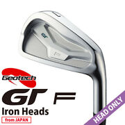 Head Only 2021 Geotech Golf Japan Gt-f Forged Cnc Iron 6,7,8,9,pw Iron Heads