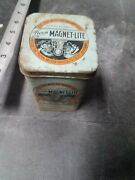 Vintage Auto/truck Accessory Magnetic Trouble Light With Tin Box. Trog 32 Ford