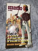 Geronimo Vintage Toy By Mark Fort Apache Fighters Usa