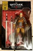 Geralt Of Rivia Mcfarlane Gold Label Collection The Witcher Wild Hunt