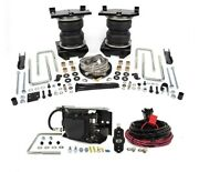 Air Lift Loadlifter 5000 Ultimate Plus With Air Compressor 2017-20 Ford Raptor
