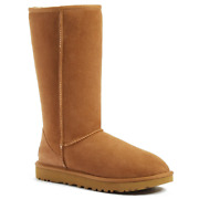 Ugg Womenand039s Classic Tall Ii Boots In Chestnut   Size 7