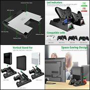 Oivo Xbox One/s/x Cooling Fan Stand With Controller Charger