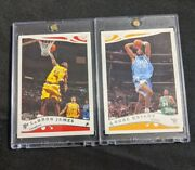 2005 Topps 69 Kobe Bryant And 200 Lebron James Legends🔥🔥one Touch