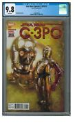 Star Wars Special C-3po 1 2016 Marvel Comics Cgc 9.8 White Pages Ff89