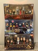 The Hobbit An Unexpected Journey/ Star Trek/ Lord Of The Rings Pez Collection