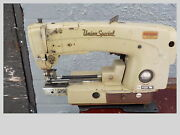 Industrial Sewing Machine Model Union Special 63-900 ,cylinder, Jeans