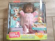 Fisher Price Little Mommy Walk And Giggle Interactive Baby Doll W Accessories
