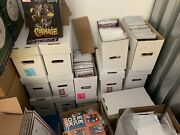 30 Modern/current Comic Book Lot Vf+ To Nm Huge Value