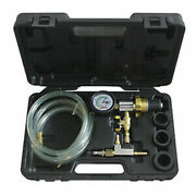 Mastercool 43012 Cooling System Vacuum Purge And Refill Kit