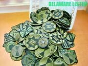 Mixed Lot 50+ Subdued Us Military Army Vietnam Wwii Shirt/jacket Patches New