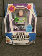 Toy Story Signature Collection Thinkway Buzz Lightyear Utility Belt Rare