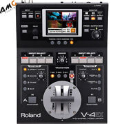 Roland V-4ex Four Channel Digital Video Mixer With Effects Last Item In Stock