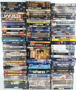Military And War Documentary Dvds - World War 2 Wwii / Vietnam Movies You Pick