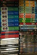 Tv Show Collection 3 Dvd Seasons - You Pick Combined Ship 5 Hundreds Of Titles