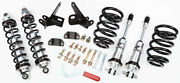 1978-88 Gm G-body Coil Over Suspension Conversion - Front And Rear