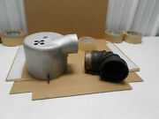 1955 1956 Ford Mercury Mcculloch Supercharger Air Cleaner Hat Bonnet Holley 4v