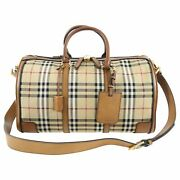 Horseferry Check Large Alchester Holdall Duffle Bag