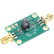 Rf Card Signal Module Dc Blocking Bias Coaxial Power Supply Low Insertion Loss