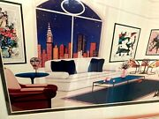 """Awesome Park West's """"fanch Ledan"""" Collectible Framed Print"""