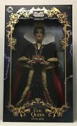 Disney Store Snow White 80th Anniversary 17andrdquo The Evil Queen Limited Edition Doll