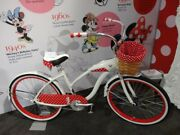 Disney Minnie Mouse Cruiser 26 Huffy Bike Bicycle Limited Edition New