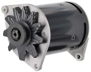 82101 Power Generator Fits Ford 90 Amps Swing Mount Black