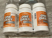 21st Century One Daily Women's Vitamins 100tab.exp 01/20 3pack