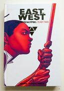 East Of West Yr 02 Hickman Dragotta Hardcover Image Graphic Novel Comic Book