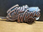 New Hard Rock Cafe Four Winds Casino Destination Name Magnet Closed Location