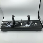 Tanita 18-type Control Device Twin Stick Playstation 4 From Japan 0126nm