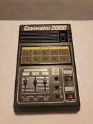 Mrc Command 2000 Control System For Model Trains No Power Supply.