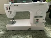 Brother Pq1500sl Sewing And Quilting Machine, Up To 1,500 Stitches Per Minute,