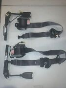 2014 2017 Buick Verano Front Pair Set Lh And Rh Seat Belt And Retractor